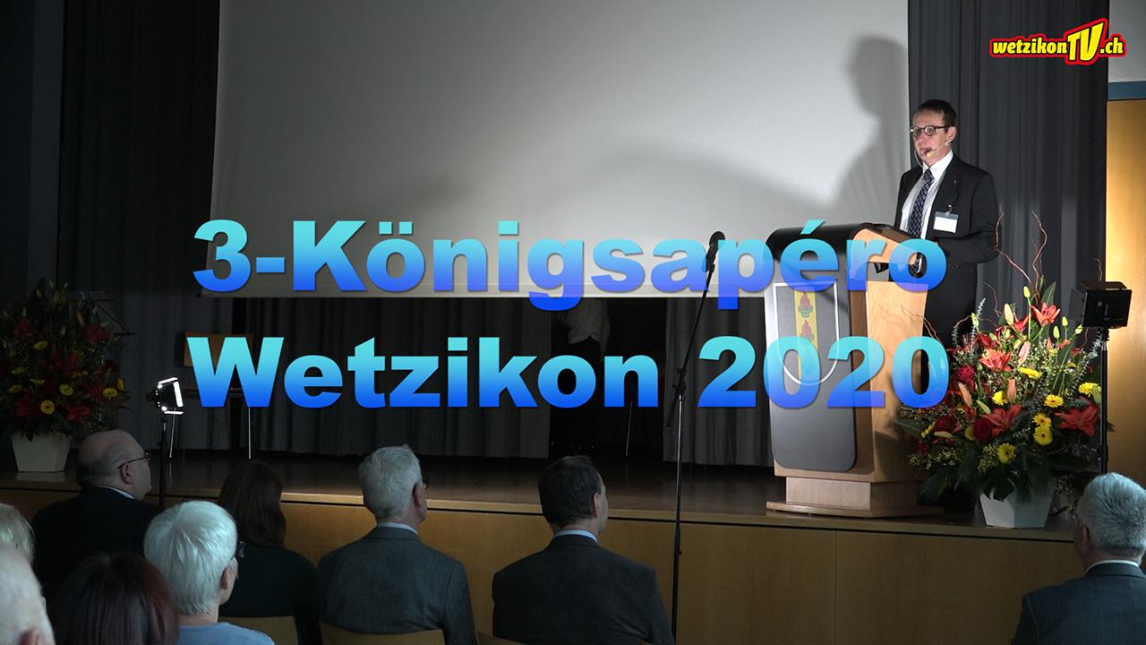 3-Königsapéro, Wetzikon 2020