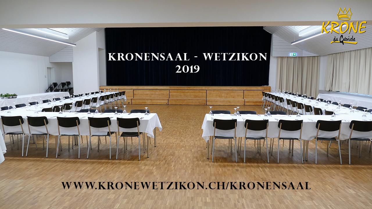 Kronensaal Wetzikon