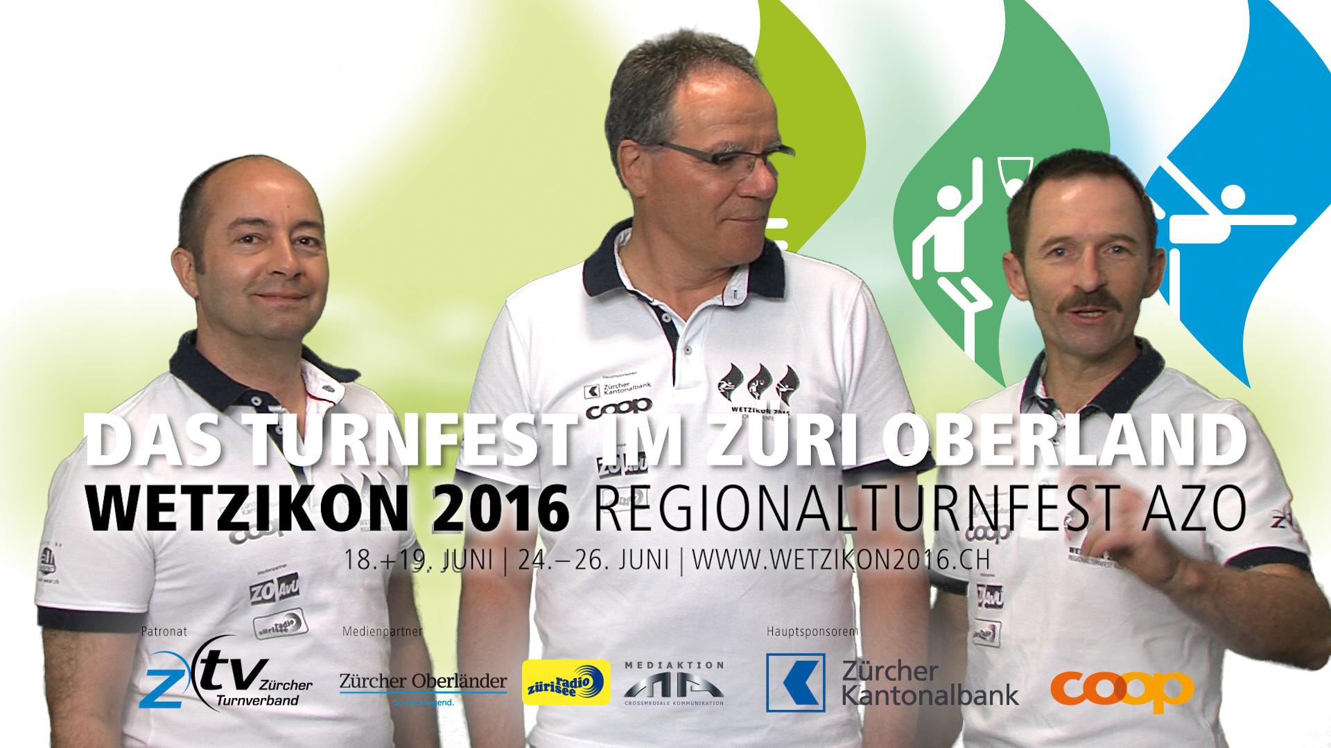REGIONALTURNFEST Wetzikon 2016