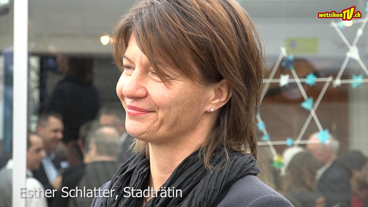 Esther Schlatter, Stadträtin