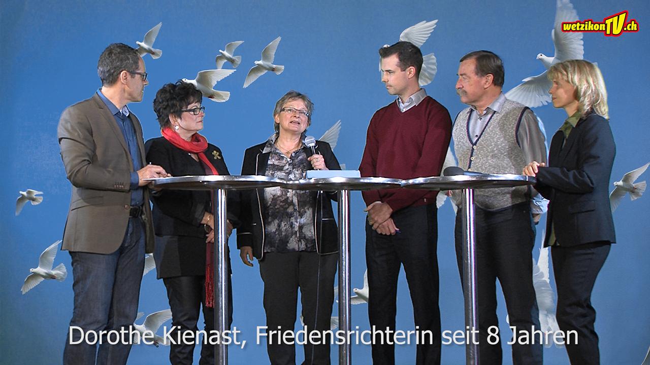 Ersatzwahl Friedensrichter/in am 21.05.2017
