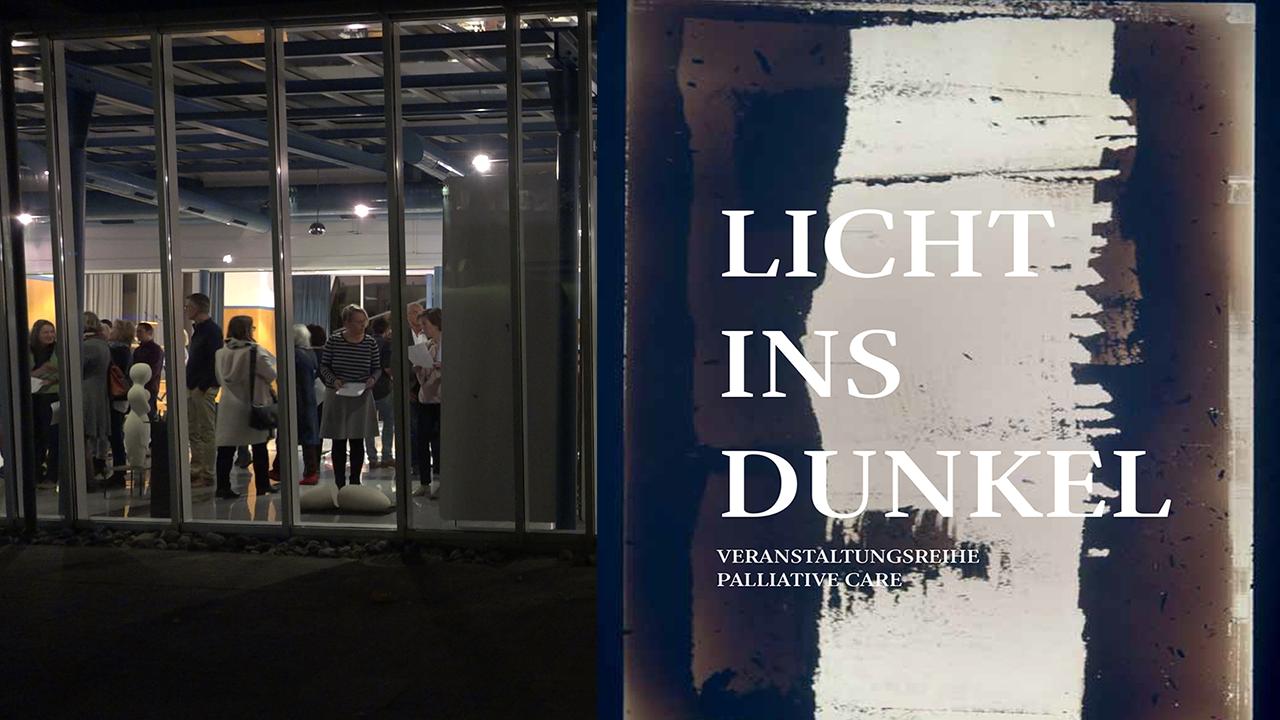Licht ins Dunkel - Vernisage