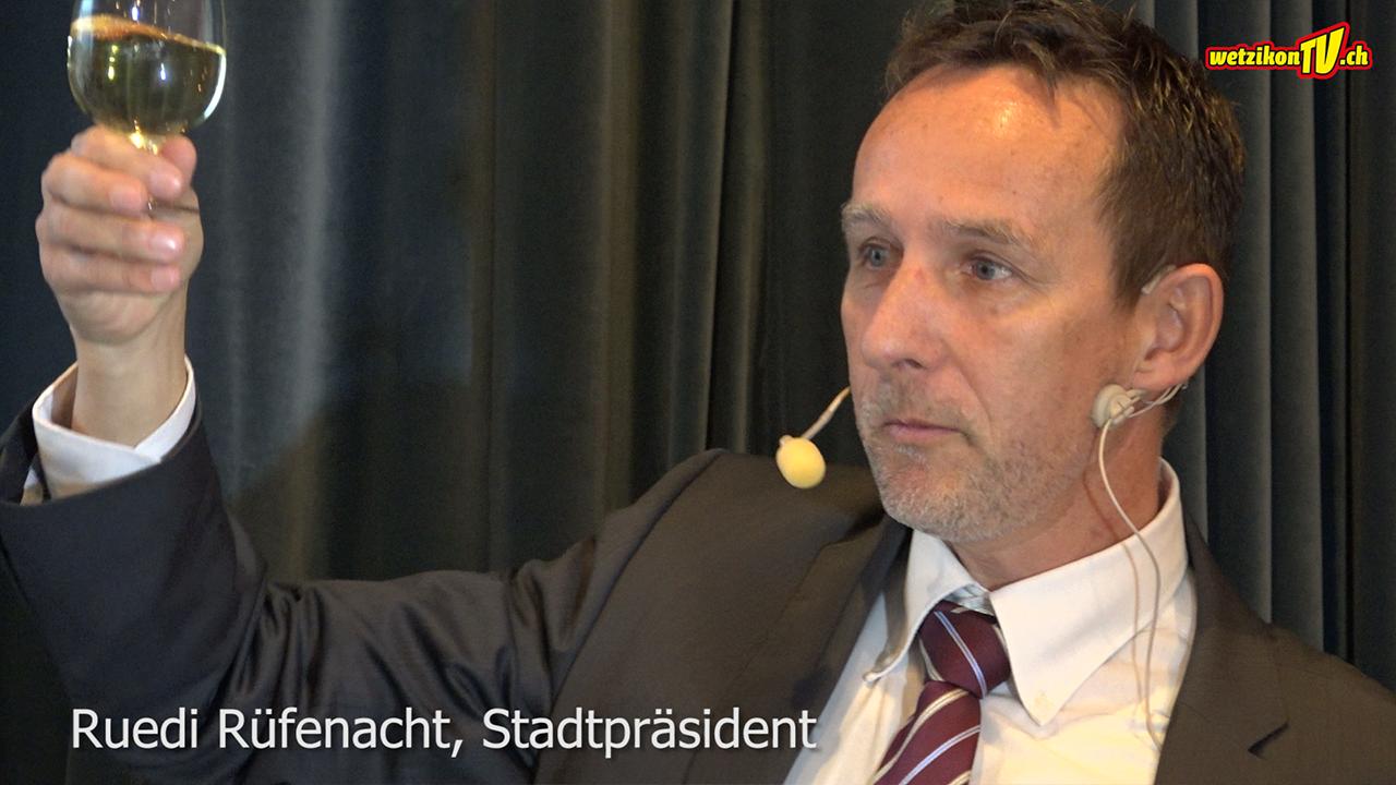 Ruedi Rüfenacht, Stadtpräsident