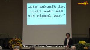 Smartness - Zukunftsforscher, Georges T. Roos