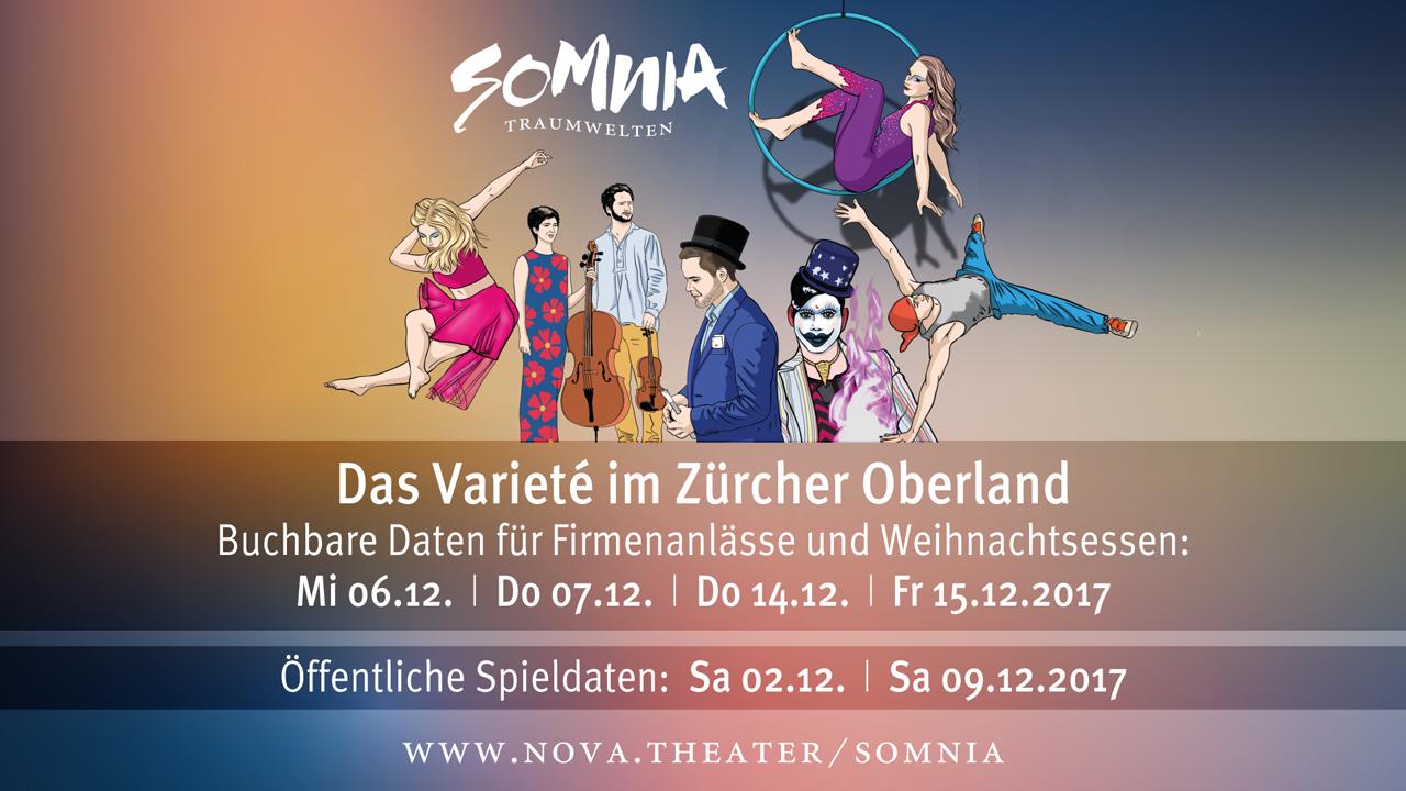 <span style=&quot;color: #000000&quot;><a href=&quot;http://www.nova.theater/somnia/&quot; target=&quot;_self&quot;><span style=&quot;color: #ffffff&quot;>Das Varieté im Zürcher Oberland</span> </a>